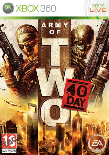 [Import Anglais]Army of Two The 40th Day Game XBOX 360