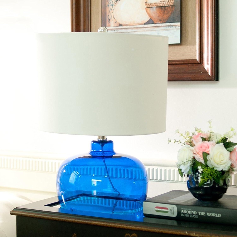 Guo Lampen im europäischen Stil Mittelmeerlampe Schlafzimmer Nachttischlampe Kreative Lampe B01N7700R8   Sehen Sie die Welt aus der Perspektive des Kindes