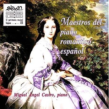 Maestros del Piano Romántico Español
