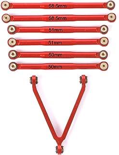 VGEBY1 10PCS Link Rod RC Crawler Link Rod Rod Link Linkage for RC Crawler Car