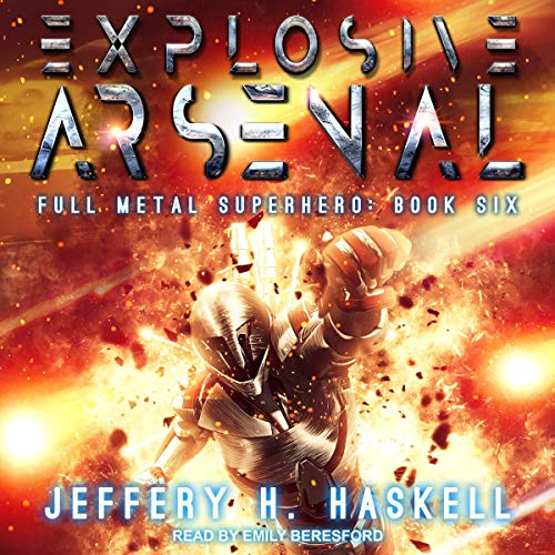 Explosive Arsenal cover art