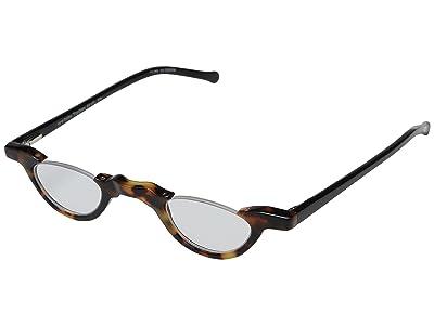 eyebobs Topless Readers (Tortoise/Black) Reading Glasses Sunglasses
