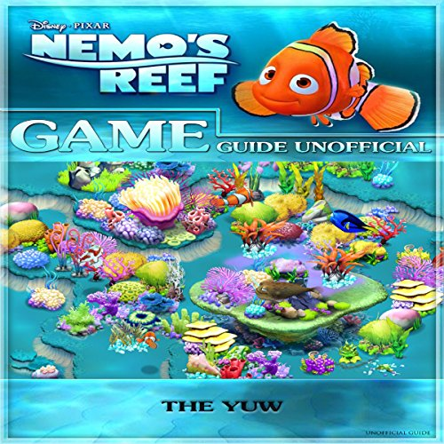 Nemo's Reef Game Guide Unofficial audiobook cover art
