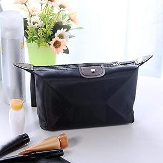 2019 Multifunction Makeup Bag Women Cosmetic Bags Organizer Box Ladies Handbag Nylon Travel Storage Bags Wash Bag,black,Russian Federation