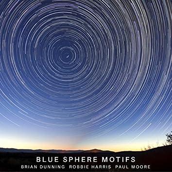 Blue Sphere Motifs