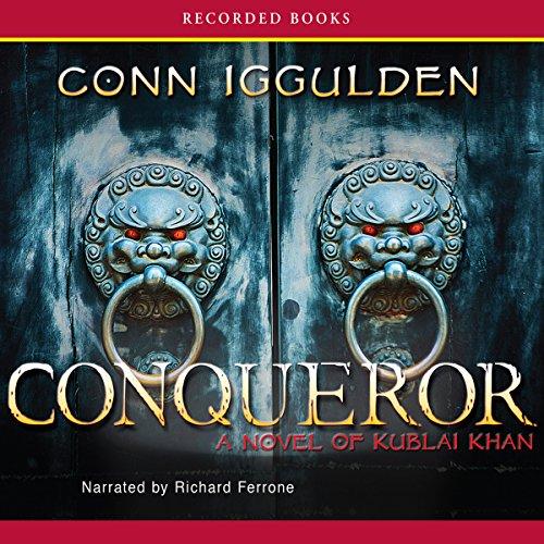 Conqueror cover art