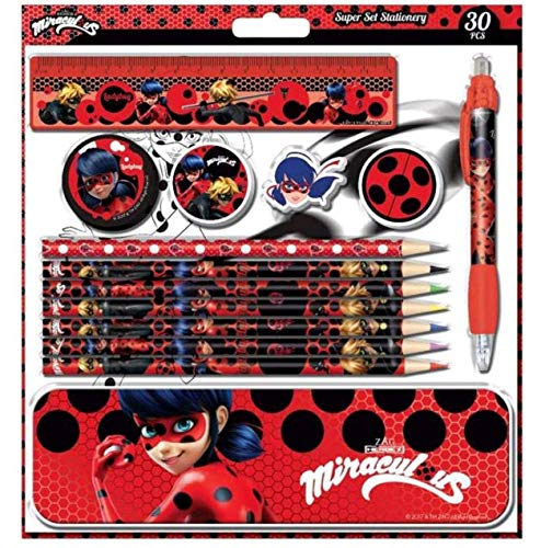 Miraculous Stationery Set