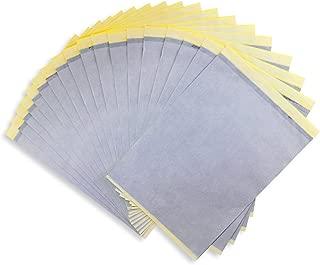 Oruuum 20 Pieces Tattoo Transfer Paper Transfer Stencil Paper.