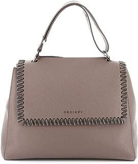 Luxury Fashion | Orciani Womens B02006CHAINBEIGE Beige Handbag | Fall Winter 19