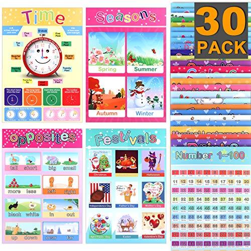 Top 10 best selling list for preschool supplies catalog