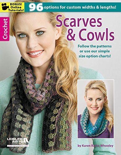 Scarves and Cowls: Crochet