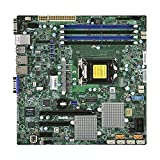Supermicro X11SSH-CTF-B LGA1151/ Intel C236/ DDR4/ SATA3&SAS3&USB3.0/ V&2GbE/ MicroATX Server Motherboard