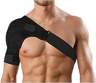 Protector de hombro para aliviar el dolor y proteger contra lesiones.