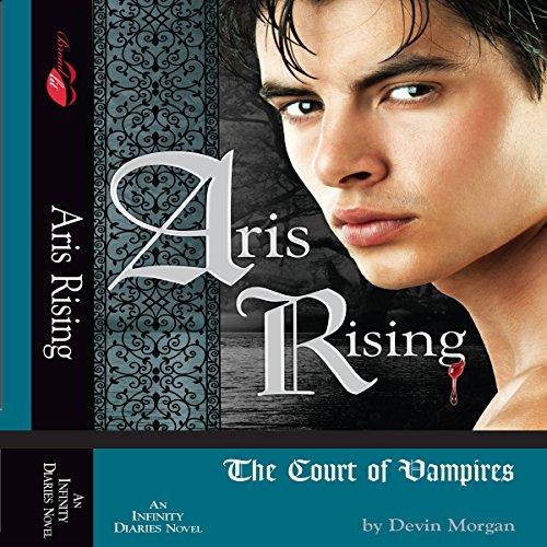 Aris Rising: The Court of Vampires audiobook cover art