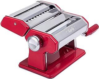 Shule Pasta Maker Machine Stainless Steel Adjustable Pasta Roller and Cutter for Tagliattelle Linguine Lasagna Noodles, Cl...