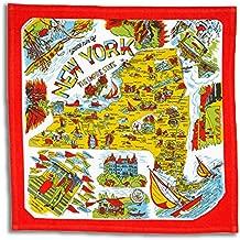 souvenir linen tea towels