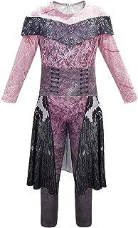 Wenge Audrey Decendents Costume for Girls, Decendents 3,Girls Superhero Halloween Costumes