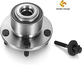 Madlife VKBA3660 - Juego de rodamientos de rueda delantera para garaje con anillo de pulso de ABS para 2007-2010 C-Max DM2 2004 – 2017 Focus MKII 2003 – 2007 C-Max