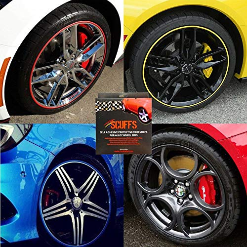 Rimblades Scuffs 4 Car Alloy Wheel Rim
