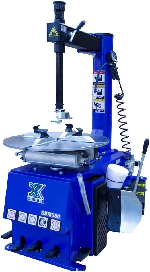 XK Single 1.5HP Max 64% OFF Tire Changer Wheel Machine 2021 New with Changers 580