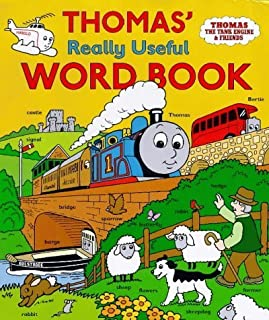 Thomas' Really Useful Word Book (Thomas the Tank Engine) by Rev. Wilbert Vere Awdry (1999-10-01)