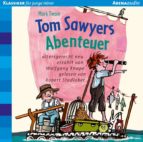 Tom Sawyers Abenteuer audiobook cover art