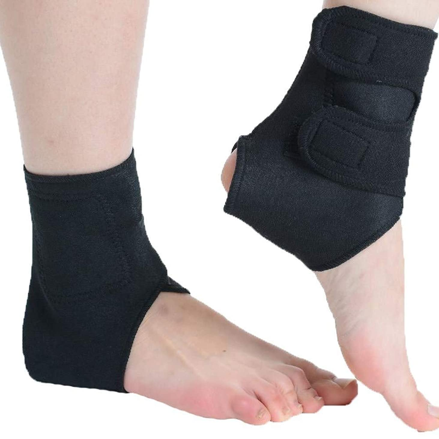 図公然とのためにつま先セパレーター、歩行、ランニング、休息、つま先パッド用の矯正用つま先セパレーター。足の痛みを和らげます