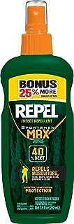 Repel Insect Repellent Sportsmen Max Formula Spray Pump 40% DEET, 7.5-ounce