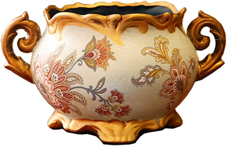 F-1-25 Vase en Céramique Valeur Design Petit Ici Maison Mariage Décoration à La Main Moderne Vintage Décoratif Vase Plante
