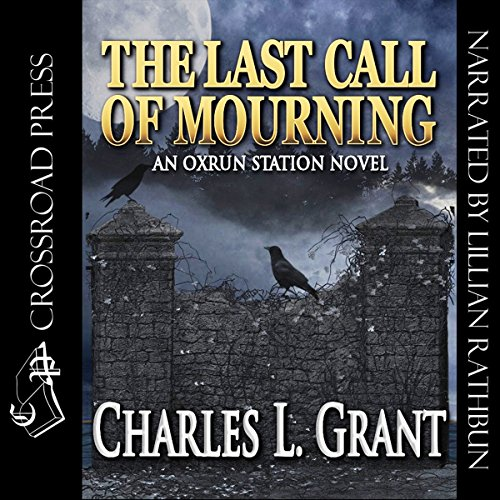 The Last Call of Mourning audiobook cover art