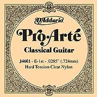 D'Addario ダダリオ クラシックギター用バラ弦 プロアルテ E-1st J4601 【国内正規品】