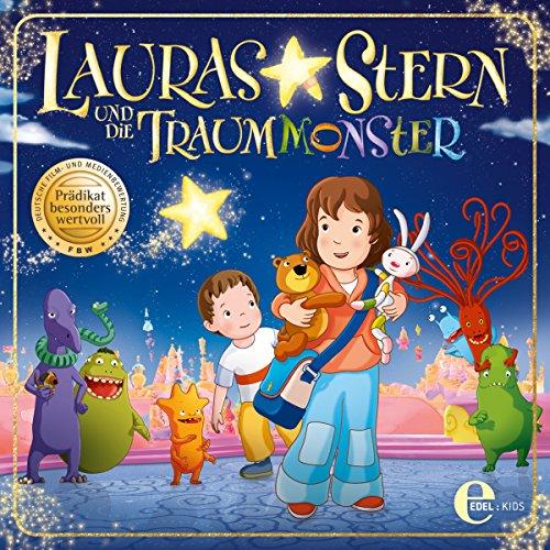 Lauras Stern und die Traummonster (Lauras Stern - Das Original-Hörspiel zum 3. Kinofilm) Titelbild