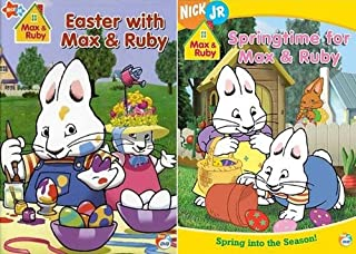 Max And Ruby - Easter With Max And Ruby / Springtime For Max And Ruby (2 Pack)