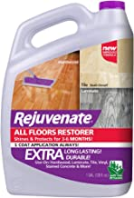 Rejuvenate All Floors Restorer and Polish Fills in Scratches Protects & Restores..