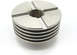 510 Stainless Steel Heat Dissipation Heatsink (22mm Diameter, SS)