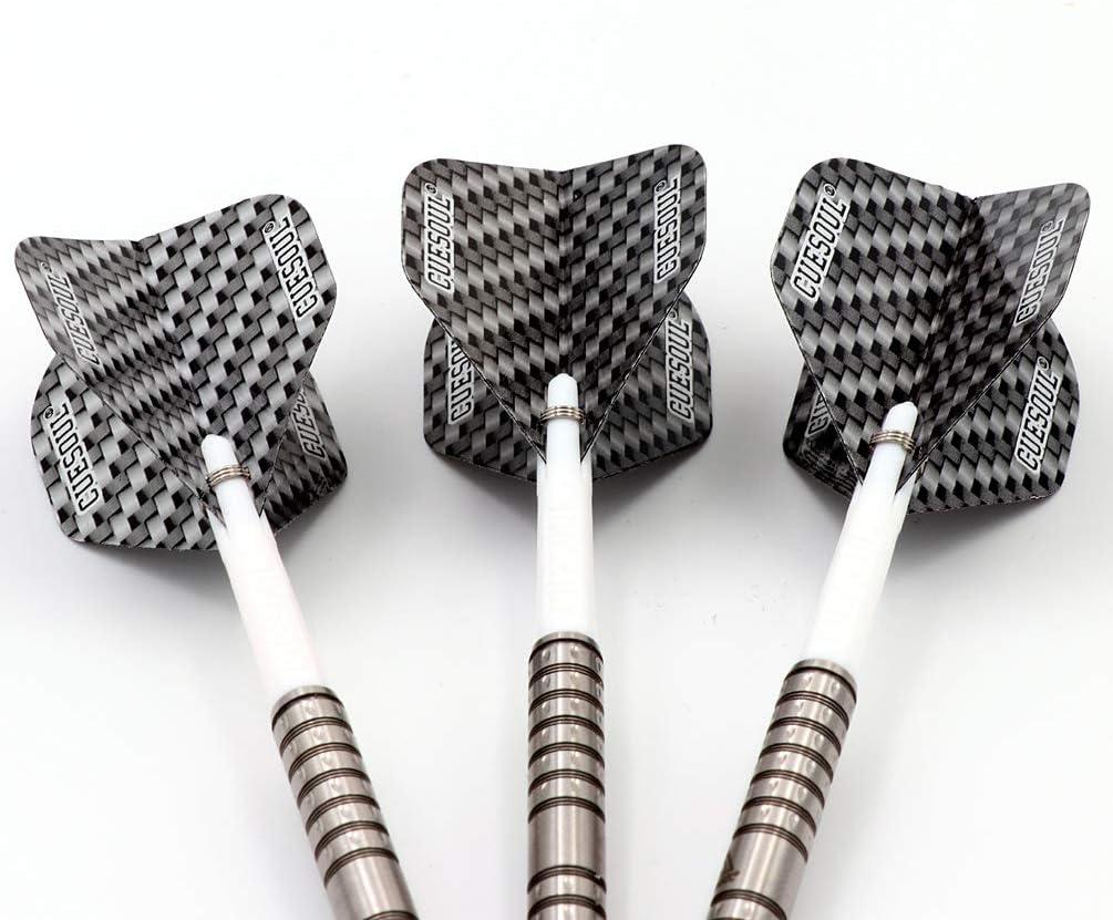 CUESOUL Swift Series 22//24//26g Super Slim Tungsten Steel Tip Darts Set