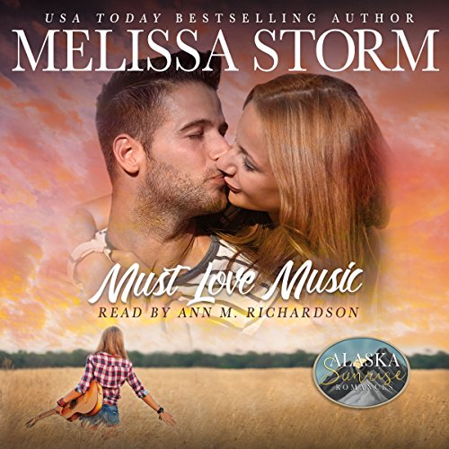 Must Love Music audiobook cover art