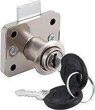 Kast deurslot Lade slot voor veiligheidsdeurkast cilinder deur mailbox lade kast kast met 2 sleutels thuis veiligheidshulp...