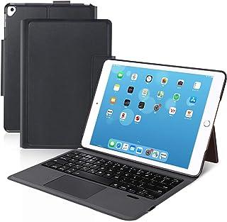 [iPad 10.2/10.5通用]Ewin® 新型 iPad キーボード ケース タッチパッド付き 一体式Bluetoothキーボード 超薄型 ipad 第7世代 ipad 第8世代 10.2 ipad pro 10.5 ipad air3 ...