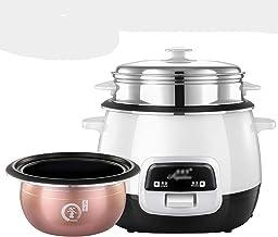 Rice Cooker Steamer (2/3/4L) Huishoudelijke Non-stick Rijstkoker, Automatische Warmtebehoud, Met Spatel en Maatbeker, Voor...