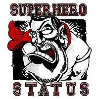 """Superhero Status (7"""") [Analog]"""