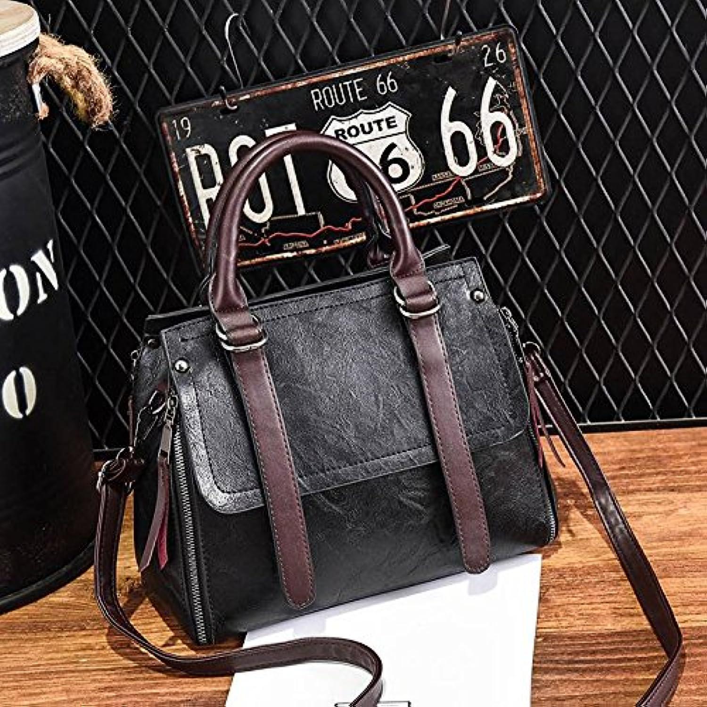 YTTY Bag Retro Wild Wild Wild Messenger Bag Large Casual Shoulder Bag Messenger Bag Schwarz B07917NQK5  Wir haben von unseren Kunden Lob erhalten. 6e2d72