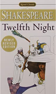 Twelfth Night Or What You Will by William Shakespeare - Paperback