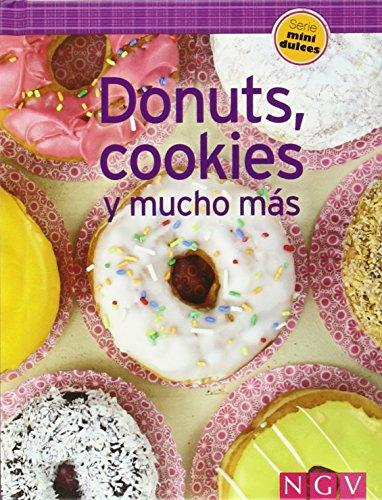 Donuts, Cookies Y Mucho Más (Minilibros de cocina)