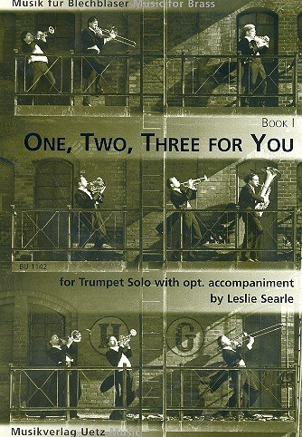 One two three for you Band 1: voor trompet en gitaar ad lib.