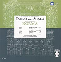 Bellini: Norma (1954) by Maria Callas (2014-09-23)