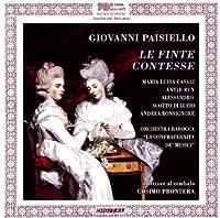 歌劇『偽の伯爵夫人たち』全曲 プロンテラ&ラ・コンフラテルニタ・デ・ムジチ・バロック、カザーリ、ディ・ルツィオ、他(2011 ステレオ)(2CD)