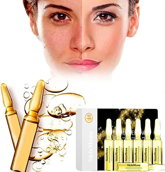 Panzisun Dark Spots Corrective Ampoule Essence Moisturizing Firming Facial Serum Body Lotion Skin Care 7 Pack B