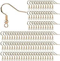 Oorbel haak 925 sterling zilver oorhaak met kogel spoel voor DIY oorbellen sieraden maken oorbellen accessoires 100 stuks