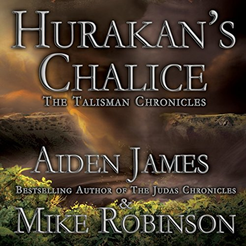 Hurakan's Chalice audiobook cover art